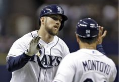 Steven Souza hits Homer #6 on the season - Nate Karns settles in and bullpen protects lead in Rays 3-2 victory