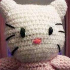 explore crochet hello kitty