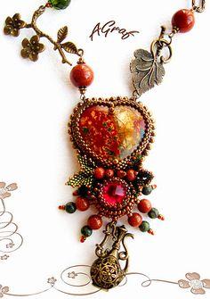 MagicBeads - everything about handmade jewellery: beads patterns, schemas, photos, ideas. - Part 3