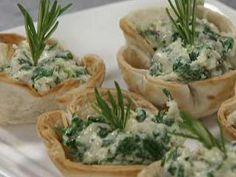 Deliciosa receta de una botana caliente de Alcachofa con queso Parmesano por Linda Brockmann.
