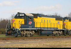 RailPictures.Net Photo: ALS 2000 Alton & Southern Railway EMD GP38-2 at Alorton, Illinois by Keith Belk