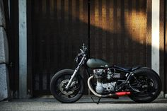 AN-BU | CUSTOM MOTORS