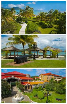 Sandals Grande St. Lucian Grounds