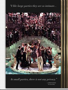 BROOKS BROTHERS GREAT GATSBY PARTIES