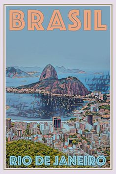 Retro poster - affiche vintage - world most amazing places - worldwide shipping Art Deco Posters, Vintage Travel Posters, Poster Prints, Posters For Room, Vintage Wall Art, Retro Vintage, Vintage Hawaii, Vintage California, Photo Wall Collage