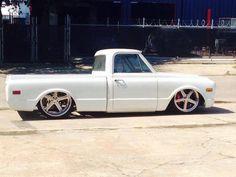 Love this Truck 72 Chevy Truck, Custom Chevy Trucks, Classic Chevy Trucks, Chevy C10, Chevy Pickups, Chevrolet Trucks, Classic Cars, Custom Cars, Bagged Trucks