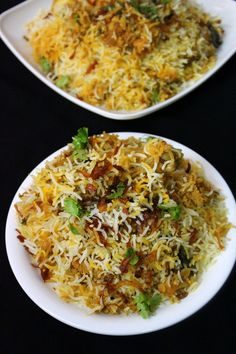 Chicken biryani recipe is shared along with step by step details and a video procedure. This is a special eid recipe made for all those celebrating eid. Indian Food Recipes, Vegetarian Recipes, Cooking Recipes, Indian Snacks, Rice Recipes, Indian Appetizers, Curry Recipes, Indian Chicken Recipes, Arabic Recipes