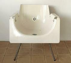 Sillón bañera original