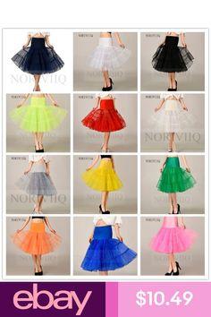 624f890efd62e Noriviiq Other Clothing, Shoes, Accessories. eBay Australia · Products ·  New 5 Layers Yellow Petticoats Crinoline Underskirts Skirt Bridal Dresses  Slips ...