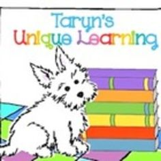 Taryn's Unique Learning Facebook Page...