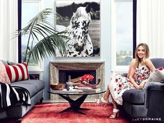 Our Favorite Celebrity Rooms of All Time via @MyDomaine
