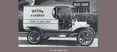 Helms Bakery truck :)