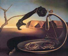 Salvador Dali - Der erhabene Augenblick