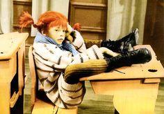 Pippi Pippi Longstocking, Pepsi, Tigger, Fashion Art, Tv Series, Disney Characters, Fictional Characters, Cinema, Children