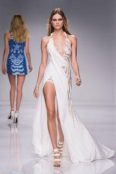 アトリエ ヴェルサーチ(Atelier Versace) 2016Spring Haute Couture コレクション Gallery23 - ファッションプレス