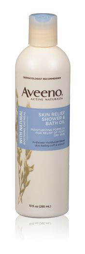 Bath Oils Aveeno Skin Relief Shower And Oil