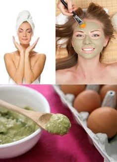 4 DIY Face Masks for Getting Rid of Acne,How To Make An Avocado Face Mask