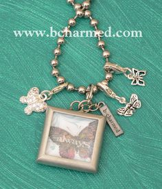 """""""Always Be Yourself"""" with Bcharmed! Our butterflies make beautiful additions to any charm! Create your cluster today! Find your stylist at www.bcharmed.com"""