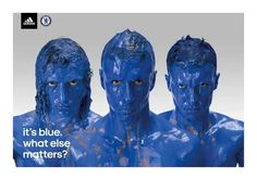 It's blue, what else matters? Behind the scenes -- 2013/14 adidas Chelsea FC kit launch