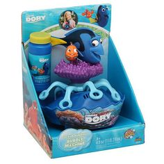 "Disney Pixar Finding Dory Bubble Machine - Imperial Toy Corp. - Toys ""R"" Us"