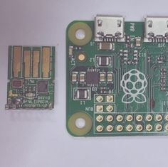 First Raspberry Pi Zero Hack Piggy-Back WiFi. http://ift.tt/1Ir4bsL
