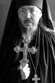 Father Yakov Photo by Dan Bandel — National Geographic Your Shot