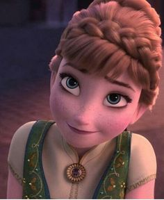 Anna in Frozen Fever                                                                                                                                                                                 More