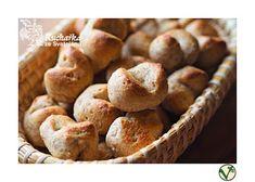 Kuchařka ze Svatojánu: ŽITNÉ DALAMÁNKY Muffin, Breakfast, Food, Breakfast Cafe, Muffins, Essen, Yemek, Meals