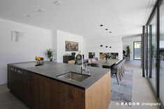 Pergola With Retractable Canopy Kit Küchen Design, Design Case, Terrace Tiles, Modern Villa Design, Modern Prefab Homes, Stone Facade, Bedroom Closet Design, Wooden Staircases, House Front Design