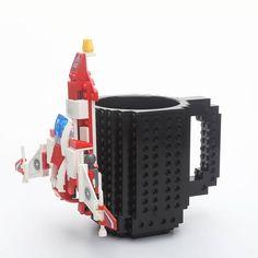 Daca esti in cautare de Cadouri Amuzante - iti recomand Cana de Cafea Customizabila care este potrivita pentru cei pasionati de lego  #incrediblepunctro #cadou #cadouri #lego #cana #cafea #cadouriamuzante Nerf, The Incredibles, Toys, Activity Toys, Clearance Toys, Gaming, Games, Toy, Beanie Boos