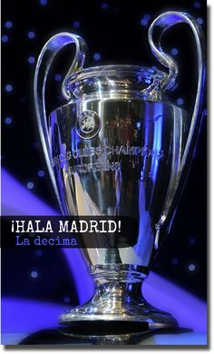 Madrid Campeón / UEFA Champions League 2014 / #HalaMadrid