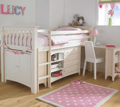 Luxury Kids Cabin Bed in Cream Bun. Other colours available. See our website for… Girls Cabin Bed, Cabin Beds For Kids, Childrens Bedroom Furniture, Childrens Beds, Tidy Room, Luxurious Bedrooms, Kid Beds, My New Room, Cream Bun