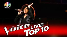 """The Voice 2016 Wé McDonald - Top 10: """"God Bless the Child"""""""