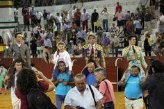 Notiferias Toros en Venezuela y el Mundo: CRÓNICA SAN ROQUE: Puerta Grande a la conjunción p...