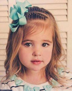 Hairstyles For Little Girls the most beautiful hairstyles for little girls Love This Hair Do