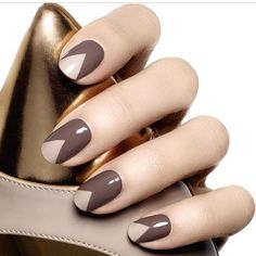 Lush nail art
