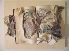 Book 213 The Hardy Boys / Original Altered Book by LAChhayStudio
