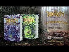 The Thickety: The Whispering Trees Book Trailer