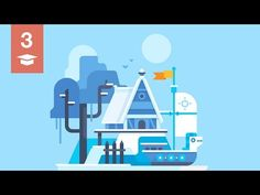 How to Create Road Location Isometric - Illustrator Tutorials For ...