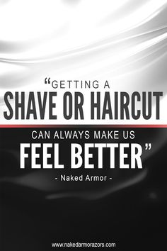 You feel much better about yourself when you've shaved. You're able to smile knowing that you're trying to look the best you can. This confidence can impact your mental health greatly.  To learn more benefits that shaving or getting a haircut can give, visit our website now.