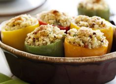 11 Stuffed Peppers You Will Want To Eat Every Day