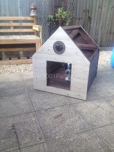 image1 600x800 Pallet dog house