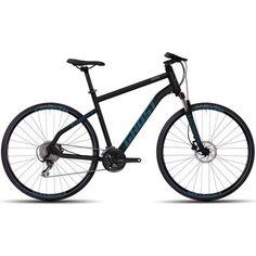 Ghost SQUARE CROSS 3 Crossbike 2016 - schwarz/blau