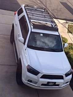 FS 5th Gen. Full Length Roof Racks by drabbits - Toyota 4Runner Forum - Largest 4Runner Forum
