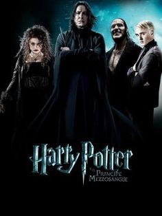『ハリー・ポッターと謎のプリンス』悪い人たち?とドラコ・マルフォイ
