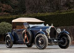 1929 Bugatti Type 44 Grand Sport