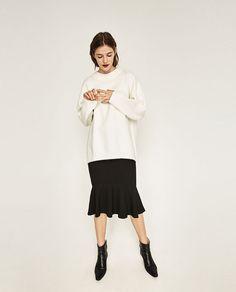 Imagem 1 de CAMISOLA OVERSIZE SOFT da Zara