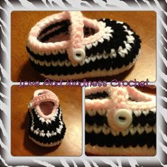Zebra Print Baby Mary Janes - can make ALL sizes - MUST include foot length upon order - 0-12mo $10, 2-10yrs $15, 11yr+ $20, and shipping is $5 more - $15-$25 shipped in the contiguous US!