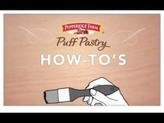 Puff Pastry How-To: Layered Recipe - http://www.bestrecipetube.com/puff-pastry-how-to-layered-recipe/