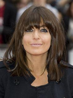 Claudia Winkleman - my hair idol.